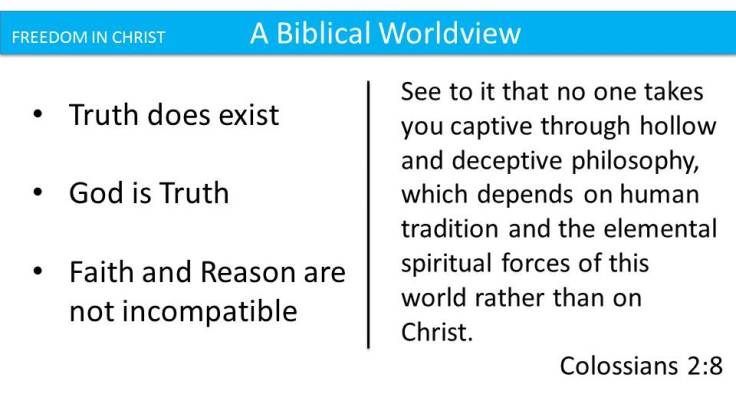 Session 04 - The World's View of Truth